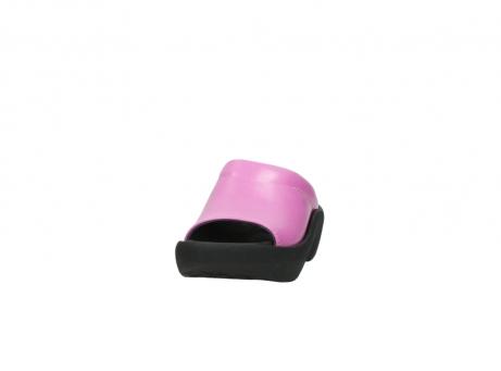 wolky slippers 3201 nassau 361 fuchsia roze leer_20