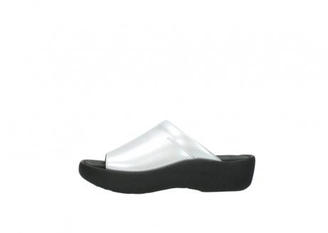 wolky slippers 3201 nassau 620 grijs lakleer_1
