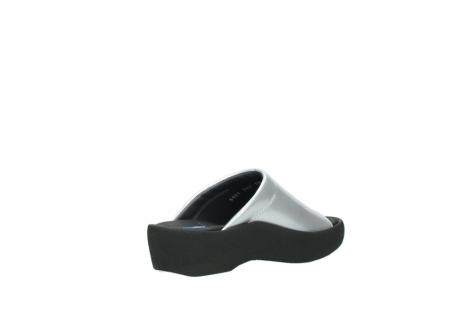 wolky slippers 3201 nassau 620 grijs lakleer_10