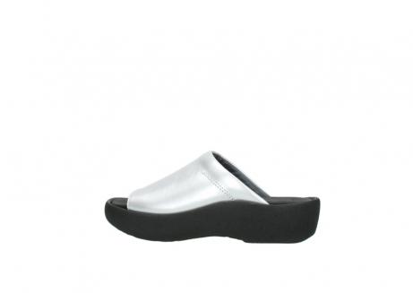 wolky slippers 3201 nassau 620 grijs lakleer_2