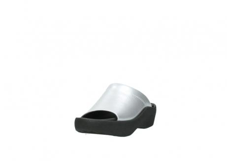 wolky slippers 3201 nassau 620 grijs lakleer_21