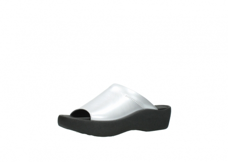 wolky slippers 3201 nassau 620 grijs lakleer_23