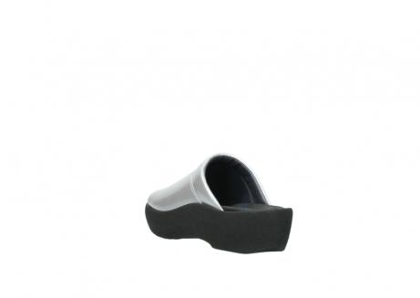 wolky slippers 3201 nassau 620 grijs lakleer_5