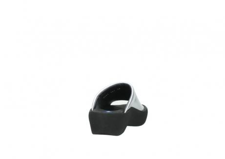 wolky slippers 3201 nassau 620 grijs lakleer_8