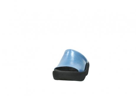 wolky slippers 3201 nassau 682 denim blauw lakleer_20
