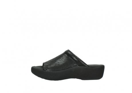 wolky slippers 3201 nassau 700 zwart canals_1