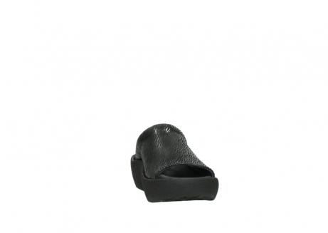wolky slippers 3201 nassau 700 zwart canals_18