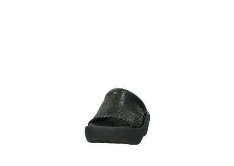 wolky slippers 3201 nassau 700 zwart canals_20