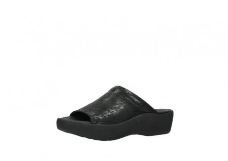 wolky slippers 3201 nassau 700 zwart canals_23