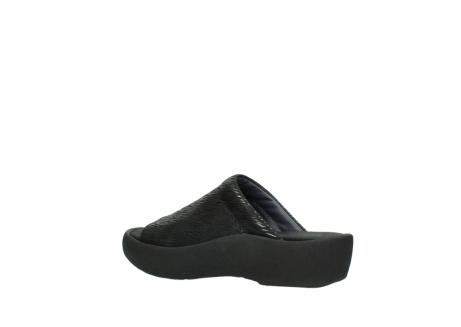 wolky slippers 3201 nassau 700 zwart canals_3