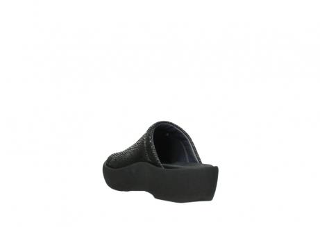 wolky slippers 3201 nassau 700 zwart canals_5