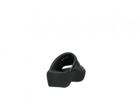 wolky slippers 3201 nassau 700 zwart canals_8