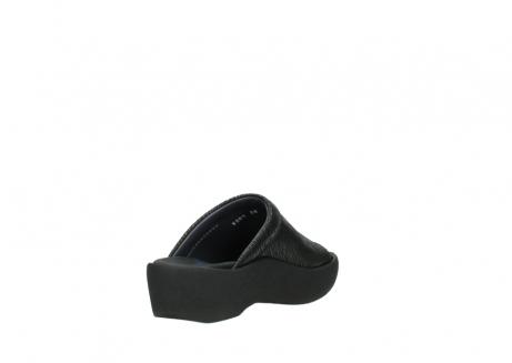 wolky slippers 3201 nassau 700 zwart canals_9