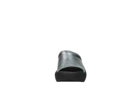 wolky slippers 3201 nassau 928 grijs metallic leer_19