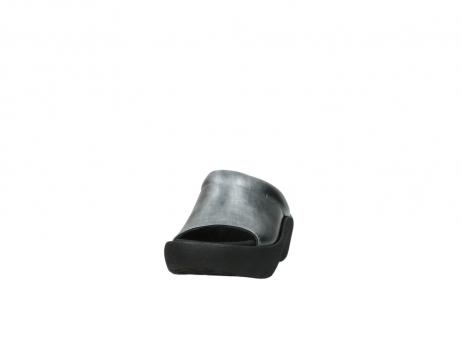 wolky slippers 3201 nassau 928 grijs metallic leer_20