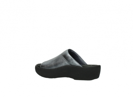 wolky slippers 3201 nassau 928 grijs metallic leer_3
