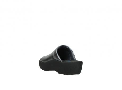 wolky slippers 3201 nassau 928 grijs metallic leer_5
