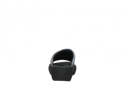wolky slippers 3201 nassau 928 grijs metallic leer_7
