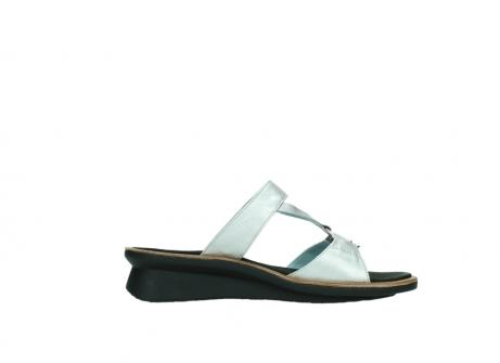 wolky slippers 3307 isa 919 parelwit metallic leer_13