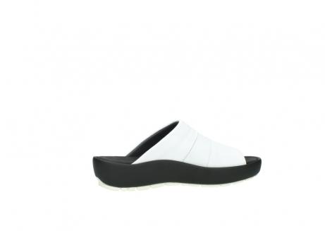 wolky slippers 3326 havana 210 wit leer_12