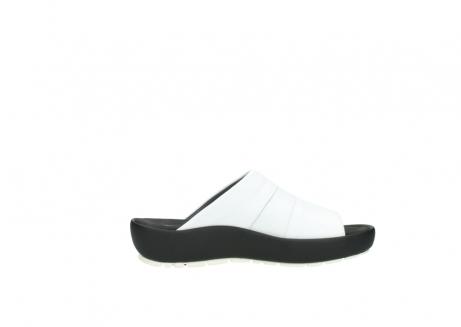 wolky slippers 3326 havana 210 wit leer_13