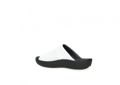 wolky slippers 3326 havana 210 wit leer_3