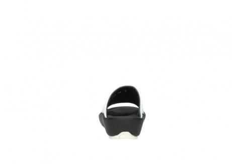 wolky slippers 3326 havana 210 wit leer_7