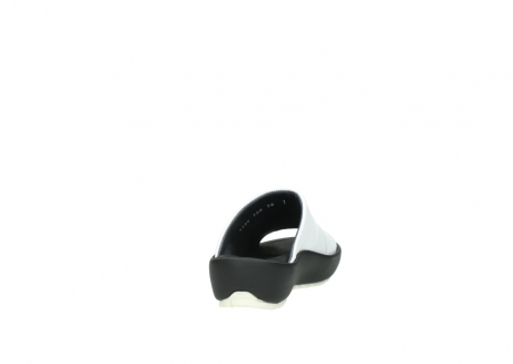 wolky slippers 3326 havana 210 wit leer_8