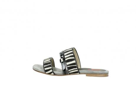 wolky pantoletten 4645 miami 500 zebra print leder_2
