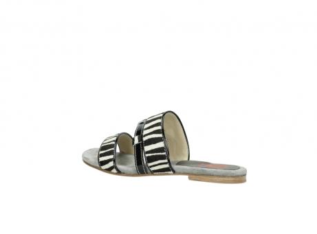 wolky pantoletten 4645 miami 500 zebra print leder_3
