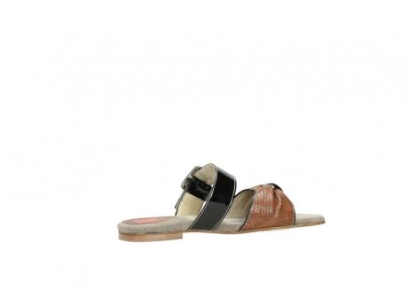 wolky slippers 4646 palm beach 643 cognac leer_12