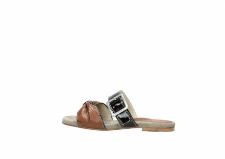 wolky slippers 4646 palm beach 643 cognac leer_2