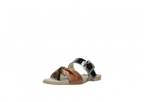 wolky slippers 4646 palm beach 643 cognac leer_22