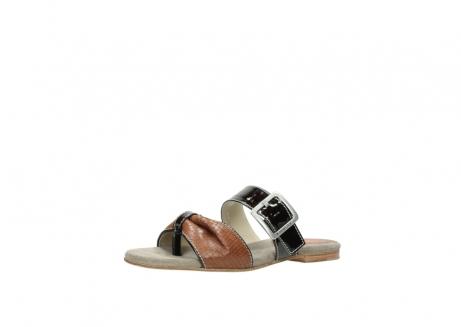 wolky slippers 4646 palm beach 643 cognac leer_23