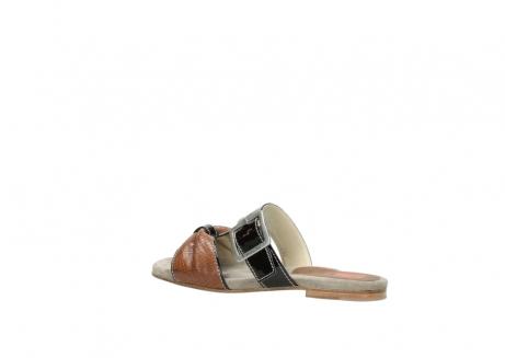 wolky slippers 4646 palm beach 643 cognac leer_3