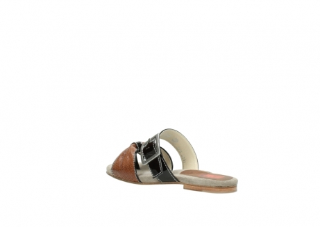 wolky slippers 4646 palm beach 643 cognac leer_4