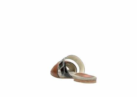 wolky slippers 4646 palm beach 643 cognac leer_5