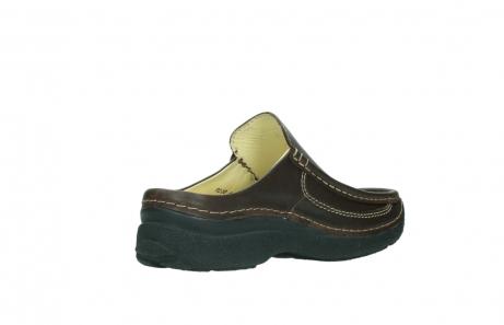 wolky slippers 9210 roll slide men 530 bruin leer_10