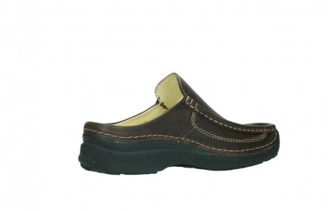 wolky slippers 9210 roll slide men 530 bruin leer_11