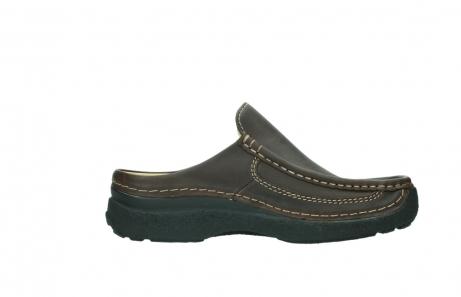 wolky slippers 9210 roll slide men 530 bruin leer_13