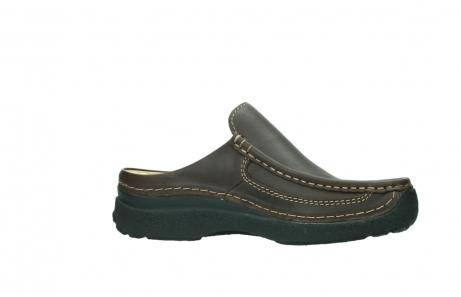 wolky slippers 9210 roll slide men 530 bruin leer_14