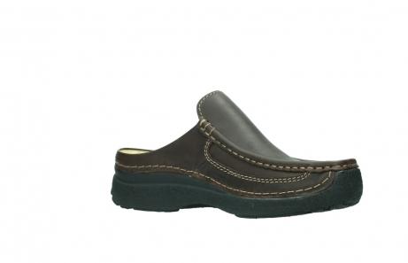 wolky slippers 9210 roll slide men 530 bruin leer_15