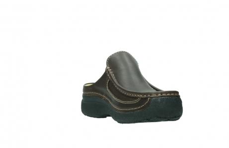 wolky slippers 9210 roll slide men 530 bruin leer_17