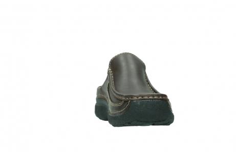 wolky slippers 9210 roll slide men 530 bruin leer_18