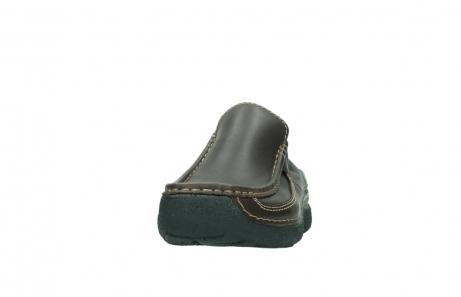 wolky slippers 9210 roll slide men 530 bruin leer_20