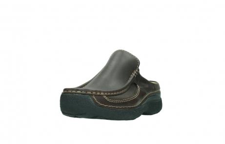 wolky slippers 9210 roll slide men 530 bruin leer_21