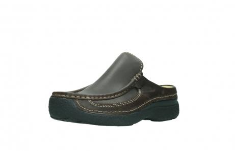 wolky slippers 9210 roll slide men 530 bruin leer_22