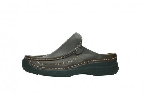 wolky slippers 9210 roll slide men 530 bruin leer_24