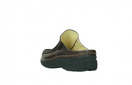 wolky slippers 9210 roll slide men 530 bruin leer_5