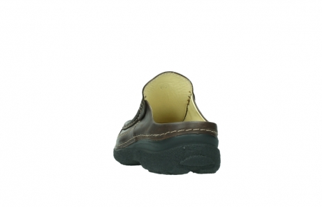 wolky slippers 9210 roll slide men 530 bruin leer_6